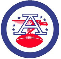 American Football League Logo - Chris Creamer\\\\\\\'s Sports Logos Page - SportsLogos.Net