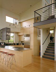 Zipper house » ISO50 Blog – The Blog of Scott Hansen (Tycho / ISO50) #interior #house #architects #design #deforest #zipper #architecture