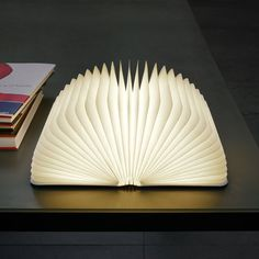 Lumio Book Lamp #tech #flow #gadget #gift #ideas #cool