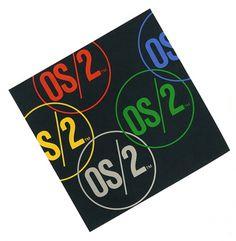 serg_logvin - Rand - 2 #os2 #1981 #identity #ibm #logo