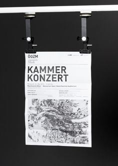 ÖGZM on the Behance Network #inspiration #white #design #black #grid #poster #layout #typography
