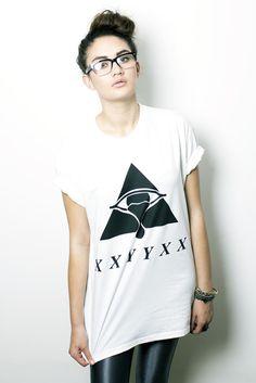 Image of MONROE #pyramid #shirt
