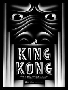 King Kong by La Boca #la #kong #king #boca
