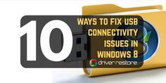 🔧 🛠️ 📤 🔴 How To Fix ' #USB_Not_Detected' & Connectivity Issues In #Windows8?