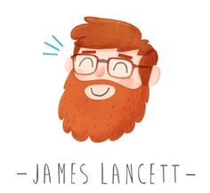 James Lancett Illustration & Animation #illustration #character