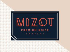 Mizot Option 2 by Steve Wolf