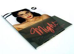 Dever Elizabeth #lettering #print #publication #masthead #logo #burlesque #hand #magazine
