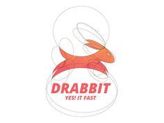 Rabbit Logo Template by Nur Praditya Wibisono