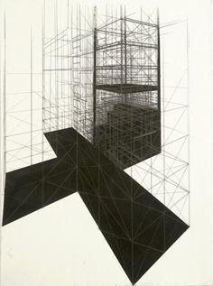 Inspirations / Viktor Timofeev #blackwhite #structure
