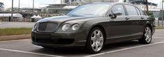 #Bentley #Limousine Design. Flying Spur