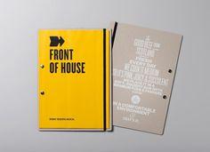 Charlie Smith Design — Byron Signage #cc