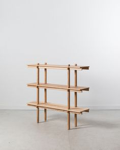 Wedge Shelf by Studio Snng