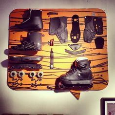 Anatomy of Valo Light #things #rollerblading #organized