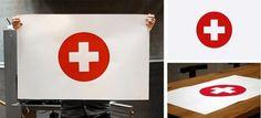 Graphic Design & Web Design Blog: Max Erdenberger\'s Help Japan Poster