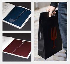 Aptit Stockholm | PALMBACK DESIGN STUDIO #logotype #sweden #food #identity #stockholm
