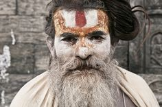 Portraits of Sadhus in India #portraits #india #photography #sadhus