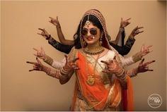 Indian Bridal Photoshoot Poses 2020