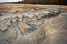 Uranium Tailings #5 Elliot Lake, Ontario 1995