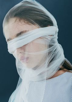 Ph. Anton Bundenko #portrait #veil