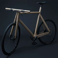 Wooden Bicycle_6