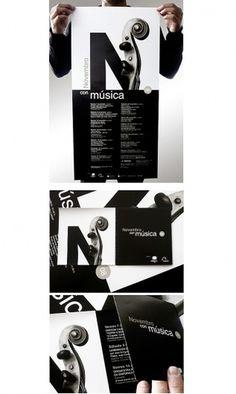 Novembro con Música 08 : Alberto Gende : Portfolios : Domestika