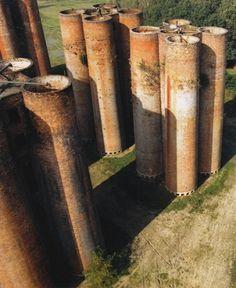 OTAKU GANGSTA #infrastucture #masonry #bricks #architecture