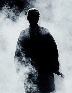 smoke silhouette