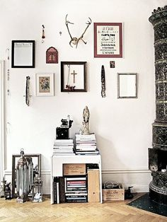 FFFFOUND! | tumblr_l39ddfEkAq1qau50i.jpg (JPEG-bild, 500x667 pixlar) - Skalad (70%) #interior #frames #design #decoration