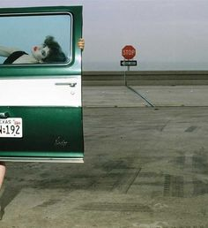 Vintage Fashion Photography by Guy Bourdin