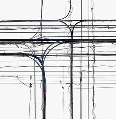 Peter Nitsch » The Japan Series by Andreas Gefeller #photography #graphic #japan #wire