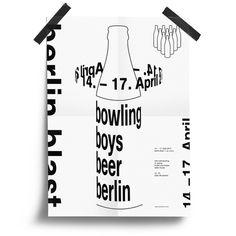 Berlin Blast on Behance