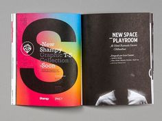 Editorial Design | Flickr - Photo Sharing! #paradi8e #colores #design #helvetica #editorial
