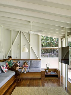 living room / Kieron Gait Architects