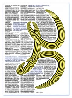 All sizes | Re_type poster | Flickr - Photo Sharing! #design #graphic #contemporary #poster #typography