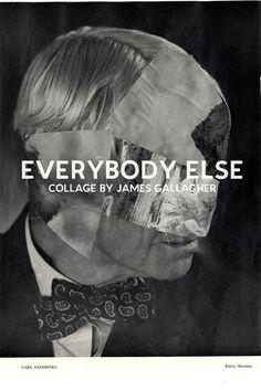 James Gallagher #collage