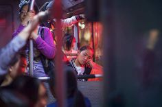 Candid Street Photography by Zhang Jia Wu