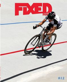 Fixed Magazine Issue #12 Cover...