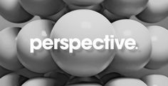 Perspective #perspective #simple #minimal #poster #type #3d