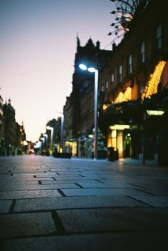 Mark Adamson - Photography #lights #street #photography #glasgow #scotland