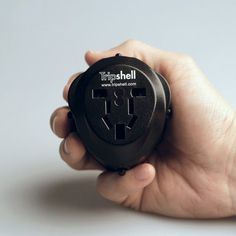Tripshell Universal Travel Plug Adapter #plug #travel #gadget