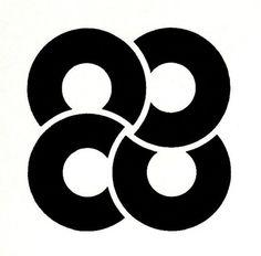Yusaku Kamekura Logo 7 | Flickr - Photo Sharing! #logo #kamekura #yusaku
