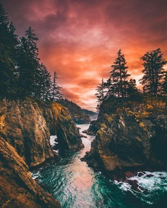 Insane Colours and Tones: Landscape Photography by Michael Steric