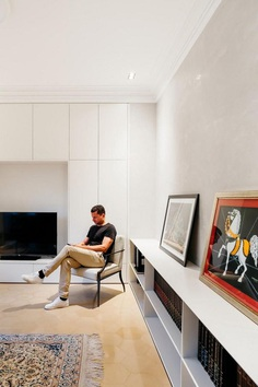 Badr Apartment in the Eixample District of Barcelona , Pepe Gascón Architecture 2