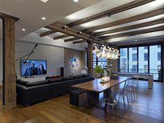 River North Loft in Chicago / Foster Dale Architects