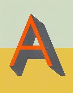 ΛNDBΛMNΛN #serif #print #sans #letter #type #typography