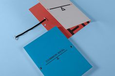 Tangent - Common Weal #guide #print #grid #spread #layout #brochure