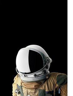 Photography: Disportraits by Matthias Schaller | Daily Icon #astronaut #cosmonaut #space