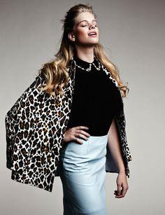 Valerie Van Der Graaf #model #girl #look #photography #fashion #style