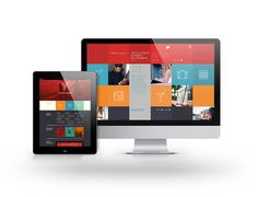Y Travel on Behance #colorful #identity #modern #web design #ui design #iphone #ipad #buissnes card #logo