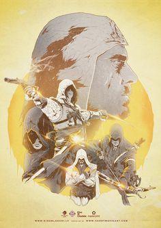 Assassin's Creed by Harijs Grundmanis